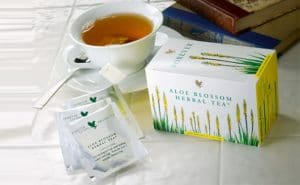 ألو بلوسوم هيربال تي Aloe Blossom Herbal Tea