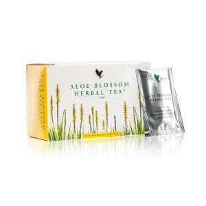 ألو بلوسوم هيربال تي Aloe Blossom Herbal Tea
