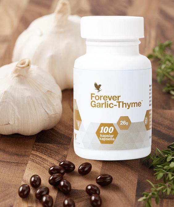 فوريفر جارليك-ثيم Forever Garlic-Thyme